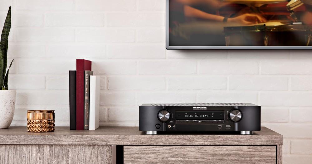 Heimkino Zwei neue AV-Receiver von Marantz - Bluetooth, HEOS und AirPlay 2 - News, Bild 1