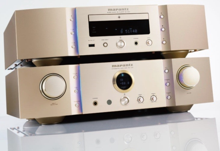 High-End Marantz stellt HiFi-Innovationen auf der HIGH END in München vor - News, Bild 1