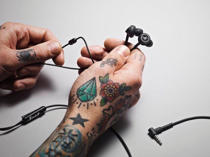 HiFi Für musikalische Sportler: In-Ear-Duo von Marshall - individuelle Sound-Setups - News, Bild 1