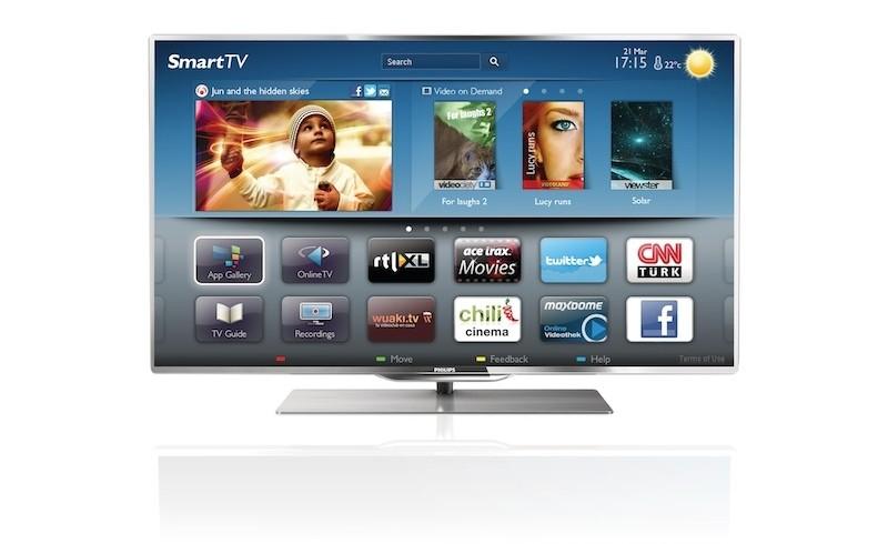 philips tv baut sein smart tv angebot weiter aus und personalisiert das benutzererlebnis bild 1. Black Bedroom Furniture Sets. Home Design Ideas