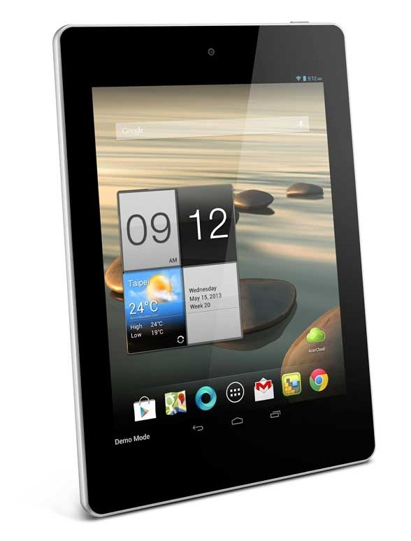 mobile Devices Acer Iconia A1: Voll ausgestattetes 7,9 Zoll One Hand-Tablet für mobile  Multimedia-Freunde - News, Bild 1