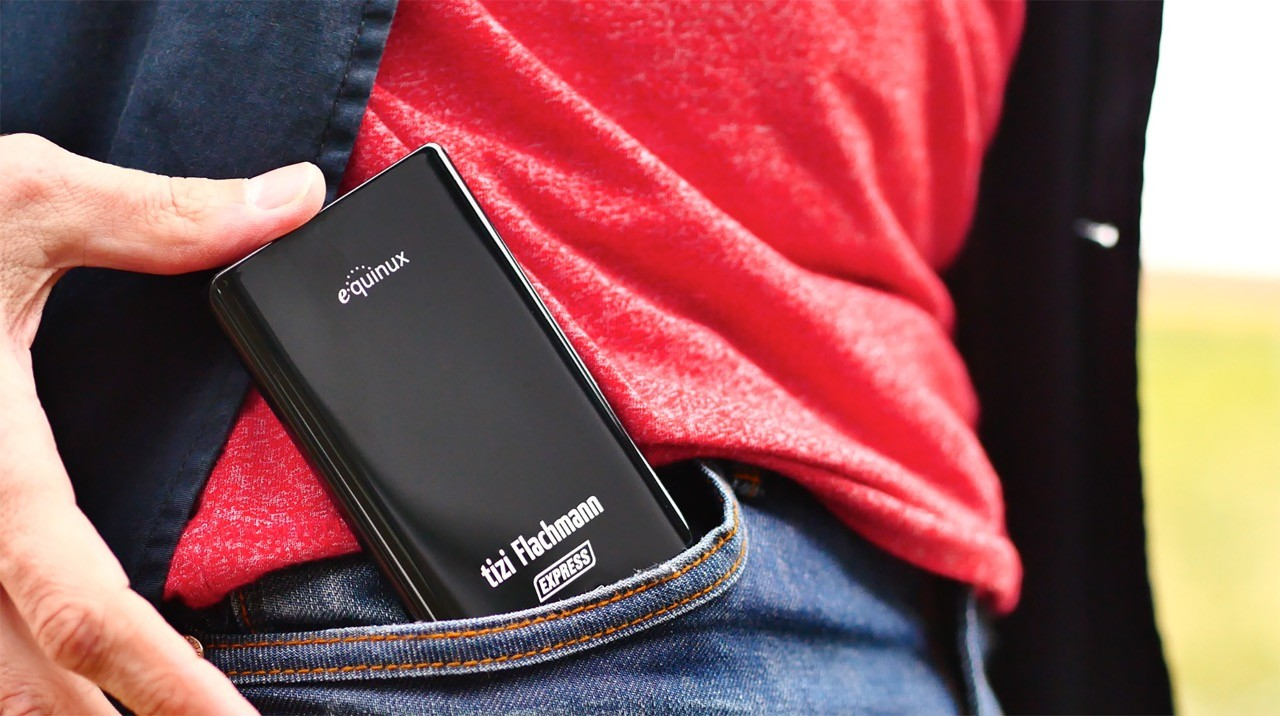 mobile Devices Akku-to-go für Smartphones und Tablets: Kleiner mobiler Energiespender von tizi - News, Bild 1