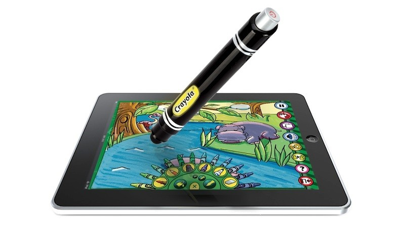 mobile Devices Bunte Weihnachten mit Crayola Trace & Draw von Griffin - News, Bild 1