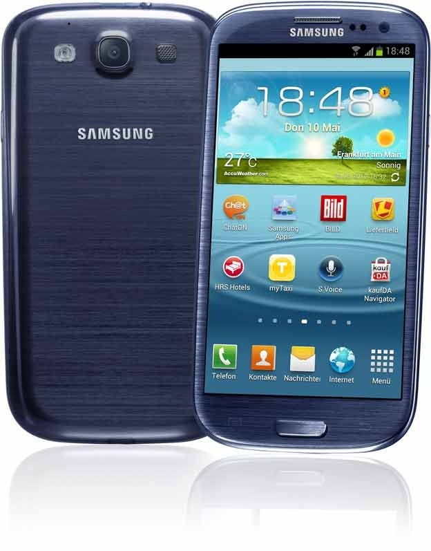 mobile Devices Die Smartphone-Evolution hat einen neuen Namen: Samsung Galaxy S III - News, Bild 1