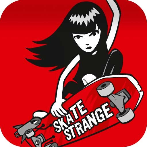 mobile Devices Emily the Strange: Skate Strange macht das iPhone zum Skatepark - News, Bild 1