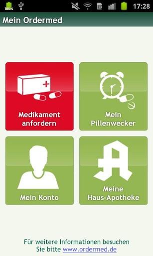 mobile Devices Ordermed-App vernetzt Apotheken, Ärzte und Patienten - News, Bild 1