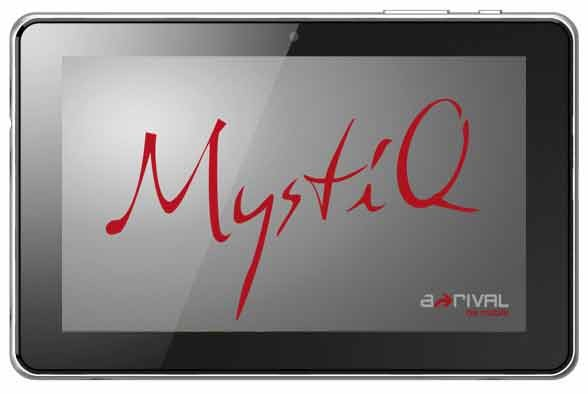 mobile Devices Preiswert: Tablet-PCs der neuen MystiQ-Serie - News, Bild 1