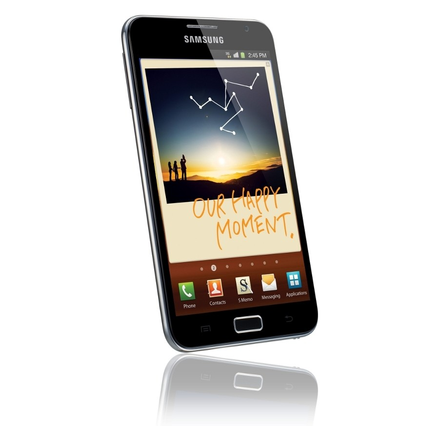 mobile Devices Samsung Galaxy Note für 449 Euro - News, Bild 1
