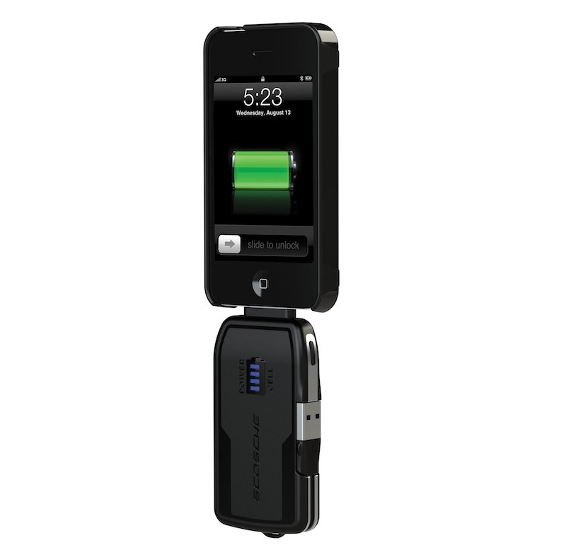 mobile Devices Scosche flipCHARGE rogue haucht iPod und iPhone neues Leben ein - News, Bild 1