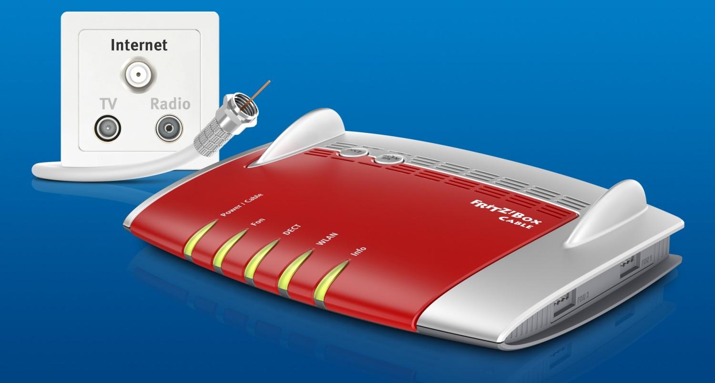 mobile Devices Start der Routerfreiheit am 1. August - FRITZ!Box 6490 Cable ab sofort im Handel - News, Bild 1