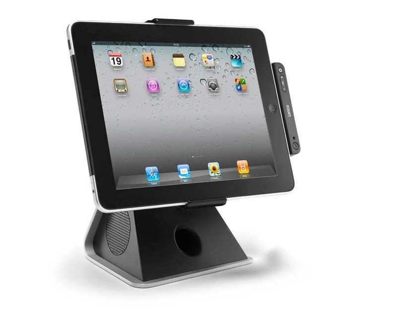 mobile Devices Vielseitiges iPad-Docking-System für iPad 1 und 2 - News, Bild 1