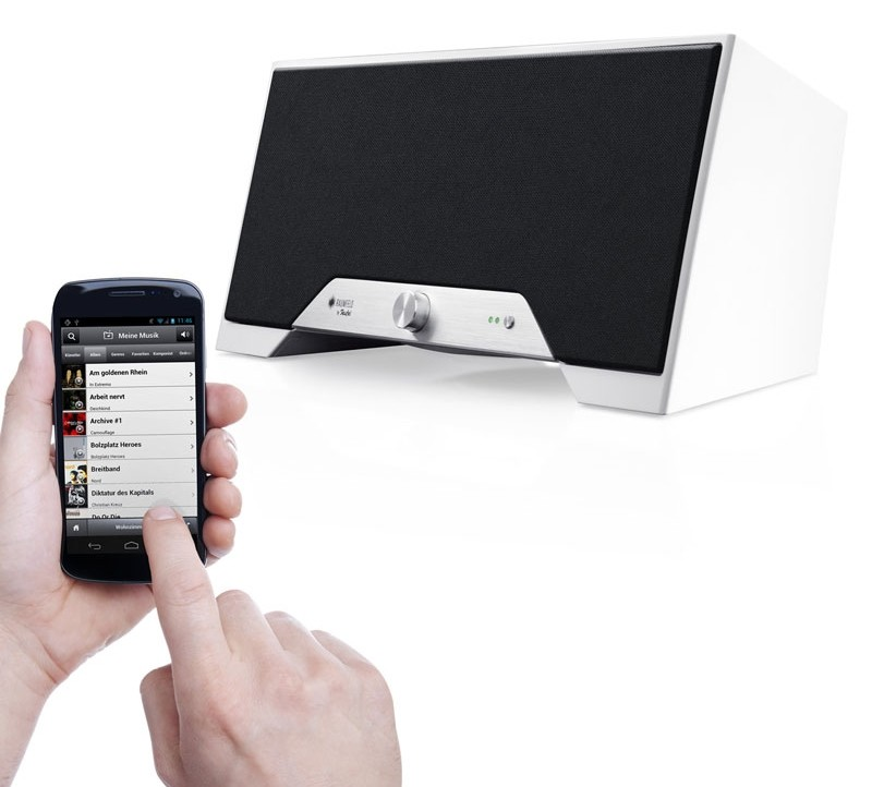 mobile Devices Weltneuheit bei Teufel: Smart Speaker for Android - News, Bild 1