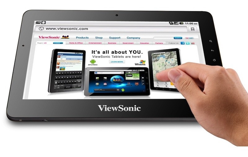 mobile Devices Windows-Android-Tablet-PC von ViewSonic jetzt Citrix Ready - News, Bild 1