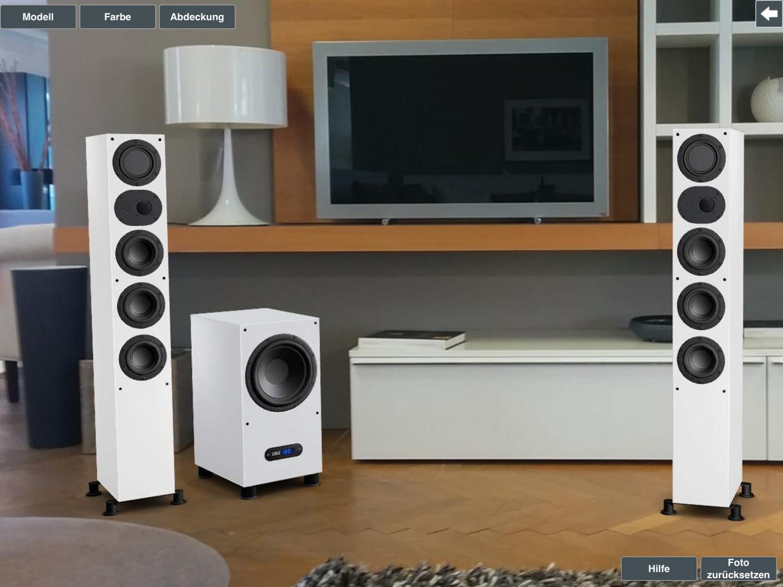 nubert bietet jetzt auch virtuelle vorschau auf lautsprecher der nuline serie an. Black Bedroom Furniture Sets. Home Design Ideas