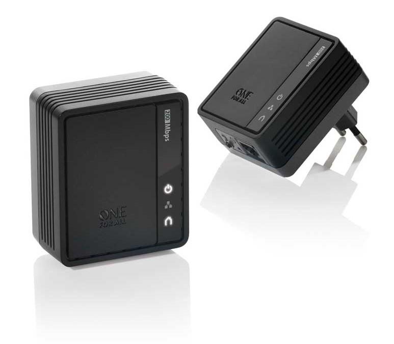 high speed internet aus der steckdose powerline adapter. Black Bedroom Furniture Sets. Home Design Ideas