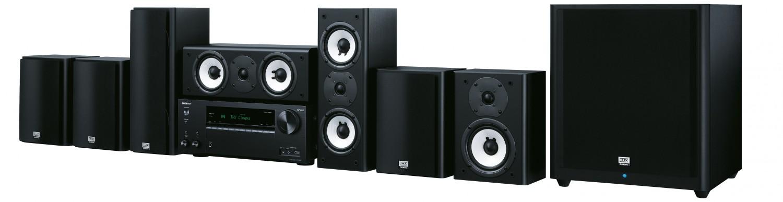 thx klang und musik ohne kabel av receiver lautsprecher. Black Bedroom Furniture Sets. Home Design Ideas