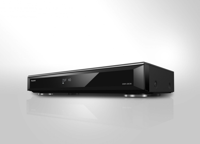 Heimkino Ab April: Erste UHD-Blu-ray Recorder von Panasonic - Triple-Tuner und 2-TB-Festplatten - News, Bild 1