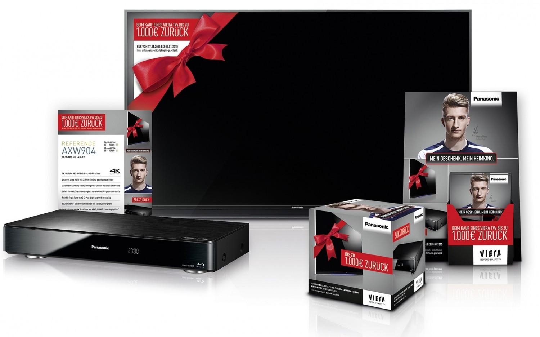bis zu euro sparen panasonic rabatte auf flat tvs. Black Bedroom Furniture Sets. Home Design Ideas