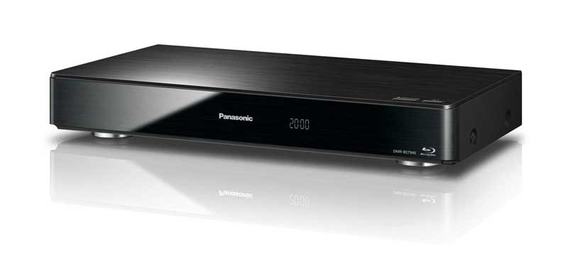 Heimkino Panasonic Blu-ray Recorder DMR-BCT/BST940 - News, Bild 1