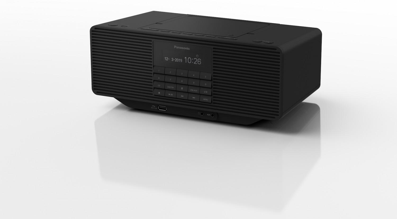 HiFi Panasonic-Digitalradio mit CD-Player und Bluetooth-Schnittstelle ist da - News, Bild 1