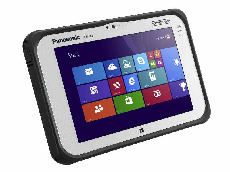 "mobile Devices Weltweit erstes lüfterloses ""Full Ruggedized"" 7"" Tablet mit Intel Core i5 und Windows 8.1 Pro - News, Bild 1"