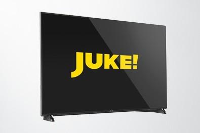 TV Eigene App für Streaming-Dienst Juke in Smart-TVs von Panasonic - News, Bild 1