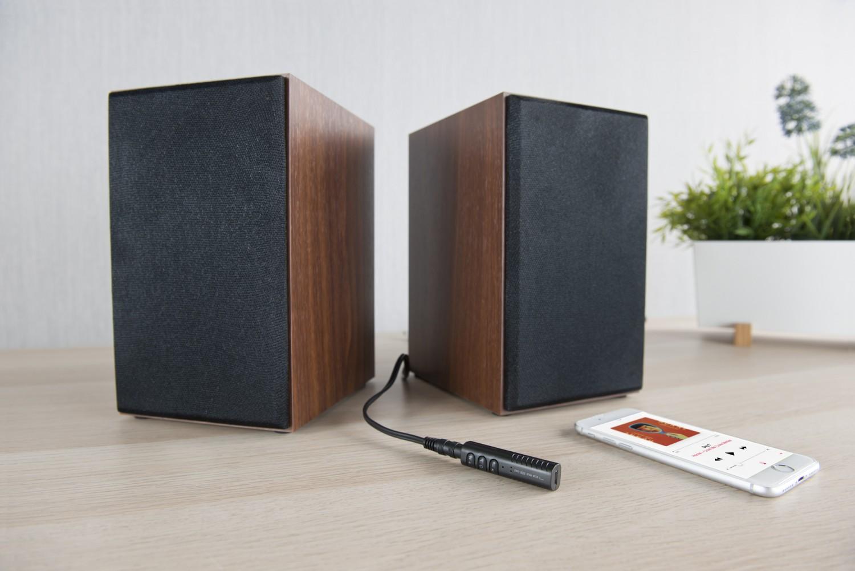 HiFi Auvisio-Adapter macht ältere Lautsprecher und HiFi-Anlagen fit für Bluetooth - News, Bild 1