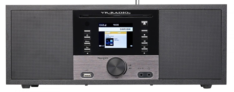 CD-Player, Digital- Und UKW-Radio: Internetradio Von Pearl