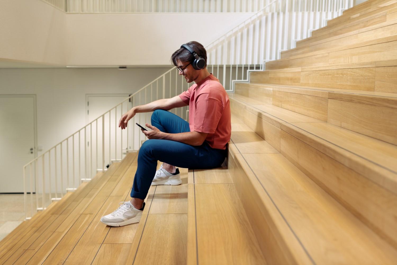 HiFi Neue Kopfhörer mit Active Noise Cancellation von Philips TV & Sound - News, Bild 1