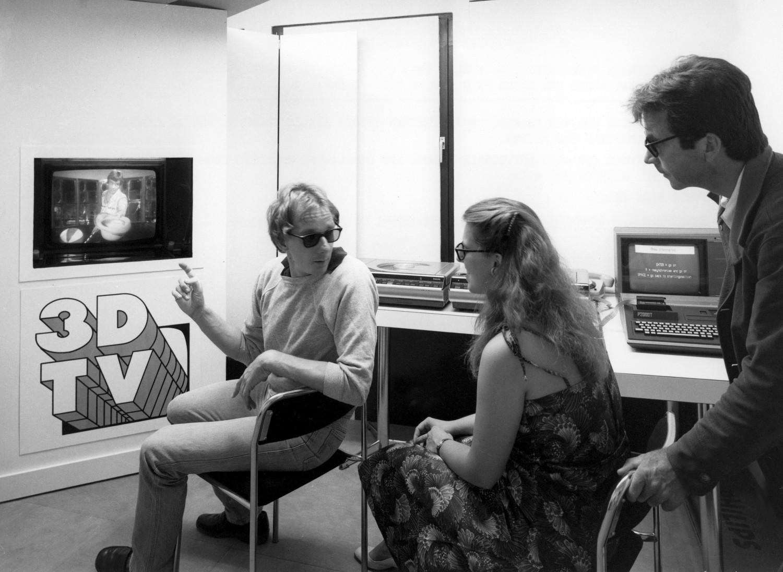 TV Die IFA historisch (2): Philips experimentiert 1983 mit dreidimensionalem Fernsehen - News, Bild 1