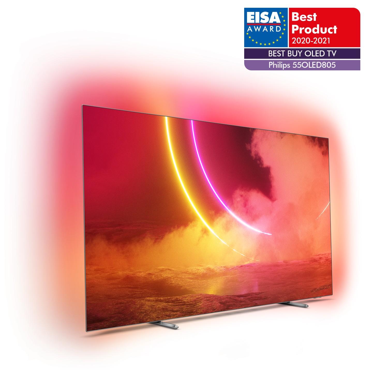 TV Philips TV ist wieder zweifacher EISA-Preisträger bei OLED-TVs - News, Bild 2
