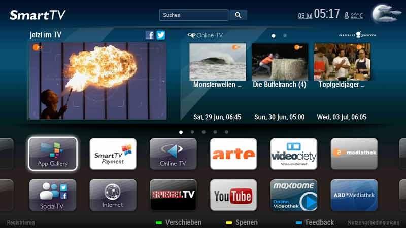 Vierseitiges Ambilight Und Ultraschlank Schöner Fernsehen Mit