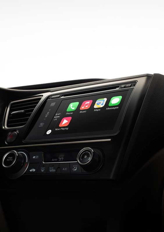 Car-Media Pioneer bringt Apple CarPlay per Nachrüstung ins Auto  - News, Bild 1