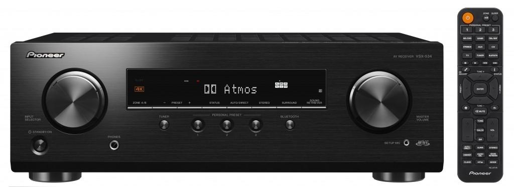 Heimkino Dolby Atmos und DTS:X: Pioneer mit neuem Slimline-AV-Receiver - News, Bild 1