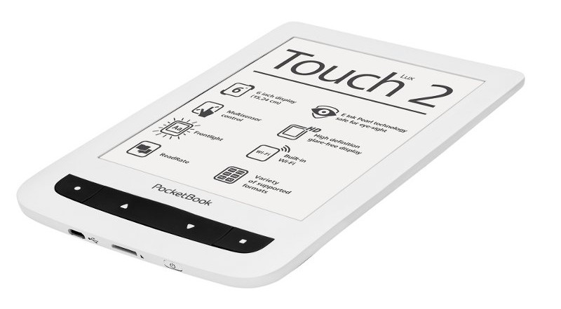 mobile Devices Der neue PocketBook Touch Lux 2 - Für luxuriöses Lesen - News, Bild 1