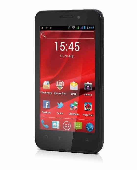 mobile Devices Prestigio launcht MultiPhones - News, Bild 1