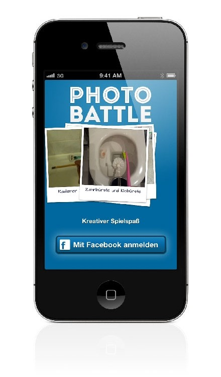 mobile Devices Neue interaktive iPhone App - Photo Battle - News, Bild 1