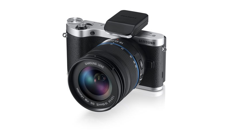 Foto & Cam Samsung NX300: Innovatives Multitalent mit Wi-Fi - News, Bild 1