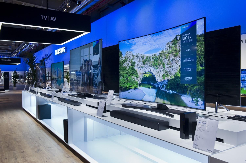 TV Die neuen UHD-TVs von Samsung kommen - Alle Modelle in der Übersicht - News, Bild 1