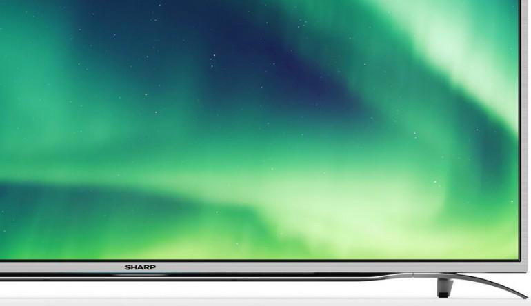 TV Erster 8K-Fernseher von Sharp vor Europa-Premiere - 70 Zöller für 12.000 Euro - News, Bild 1