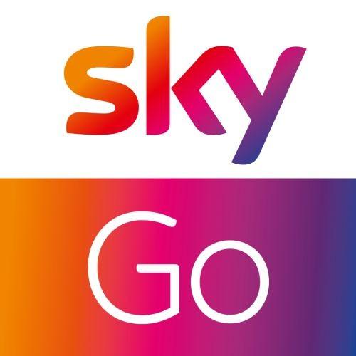 Anmeldung Sky Go