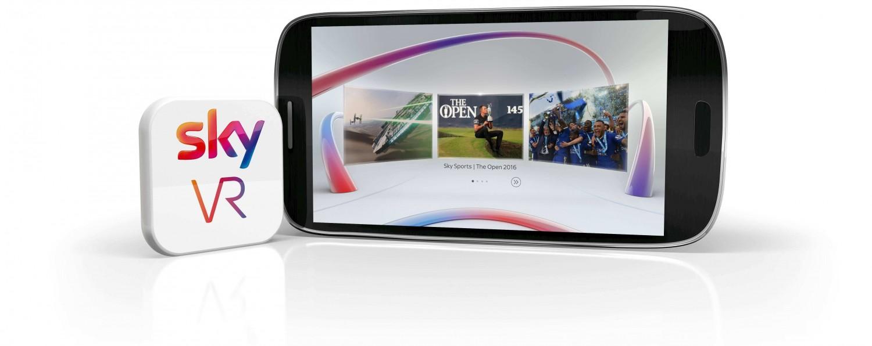 mobile Devices Sky startet Virtual-Reality-Angebot - App für Android- und iOS-Geräte - News, Bild 1