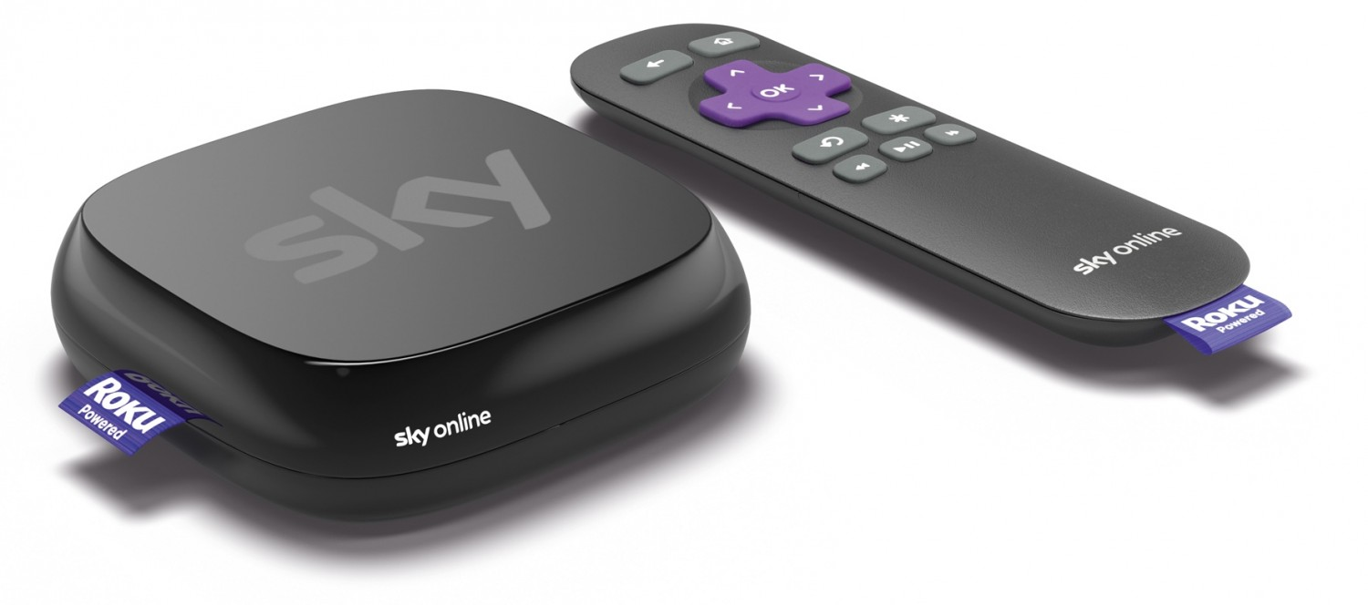 online tv box von sky ist da jeder fernseher mutiert zum smart tv. Black Bedroom Furniture Sets. Home Design Ideas