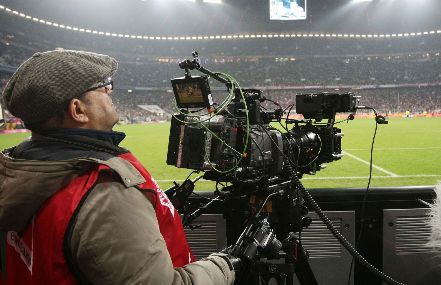 TV Hier rollt der Ball morgen in UHD - Finale der Champions-League superscharf  - News, Bild 1