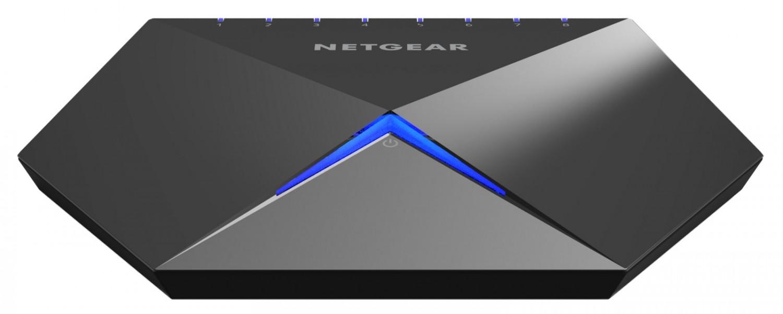 Smart Home Ab März: Gaming und Media Switch von Netgear für HD-Streaming und flottes Surfen - News, Bild 1