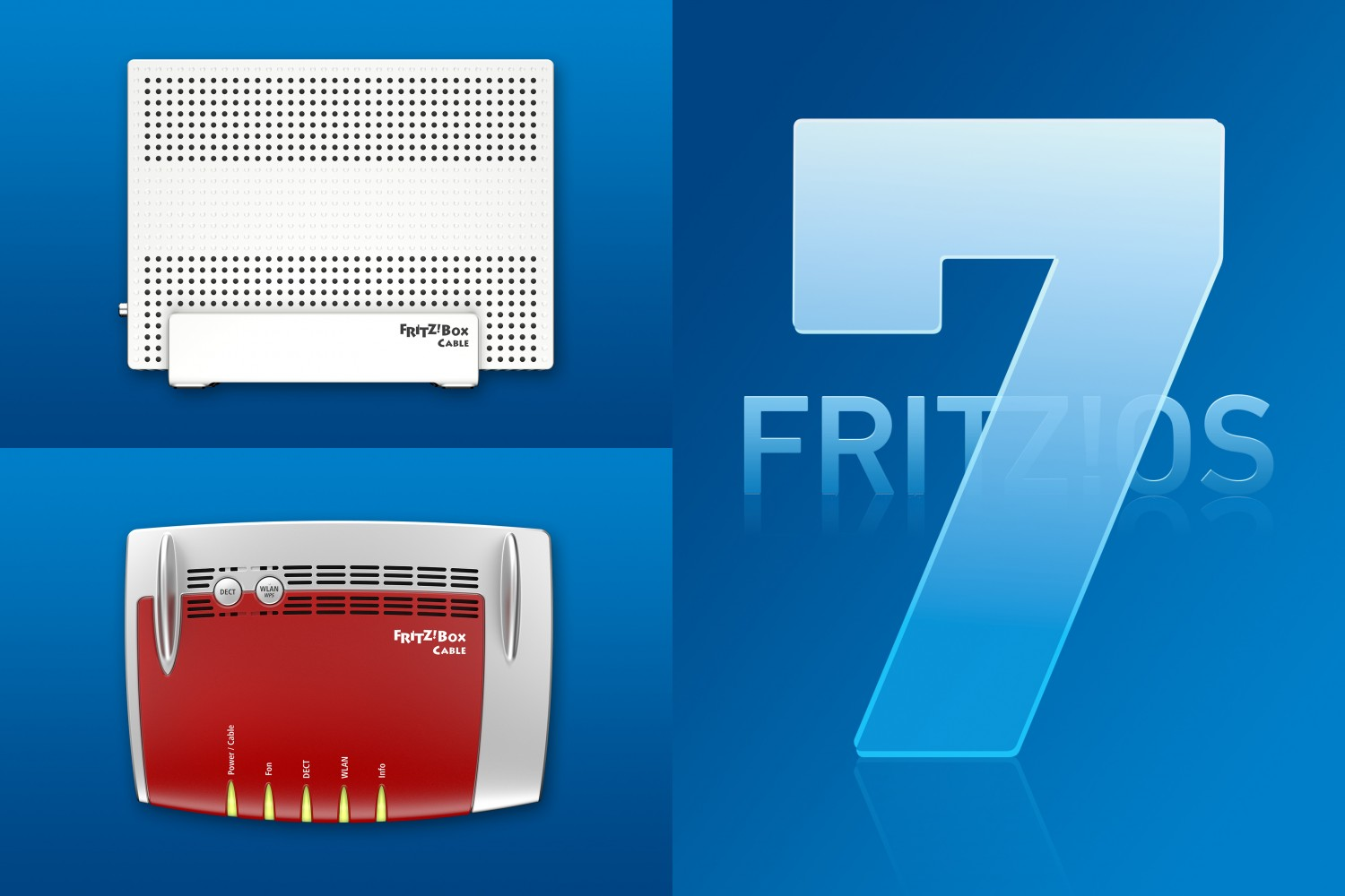 Fritz Os 7 Jetzt Auch Fur Die Fritz Box 6490 Cable Tv Signal Uber