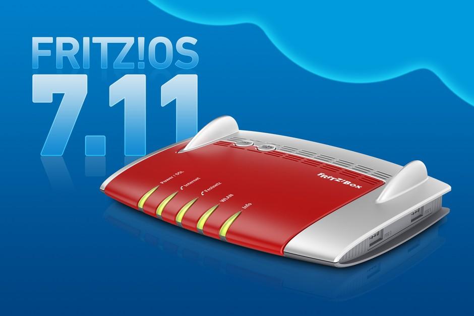 Smart Home Neues FRITZ!OS 7.11 jetzt auch für die FRITZ!Box 7490 verfügbar - News, Bild 1