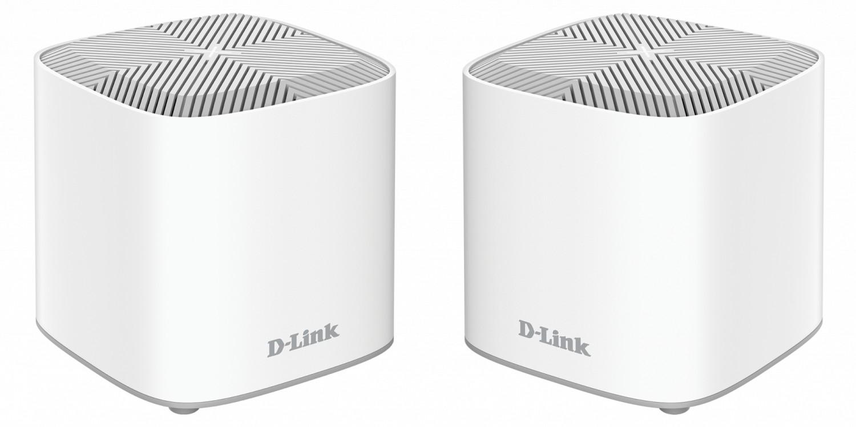 Smart Home Neues Wi-Fi 6 WLAN Mesh System von D-Link für 4K-Streaming - Steuerung per Sprache - News, Bild 1