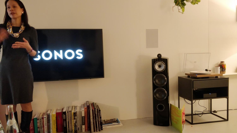 HiFi Sonos stellt neuen Amp und Inwall-Speaker auf der ISE in Amsterdam vor - News, Bild 2