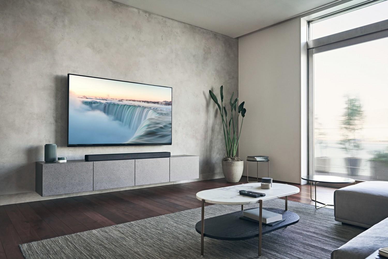 Car-Media Neue 7.1.2-Kanal-Soundbar HT-A7000 von Sony - Klang auch von oben - News, Bild 1